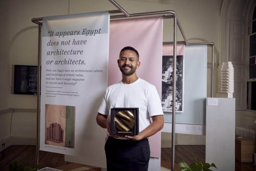 Mohamed Elshahed: 2018 London Design Biennale Medal Winner