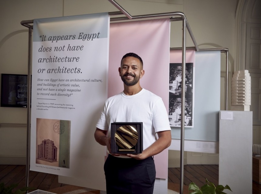 Mohamed Elshahed: 2018 London Design Biennale Medal Winner