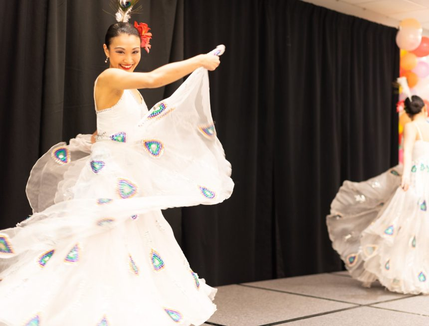 Inaugural Multicultural Festival Celebrates NJIT's Diversity