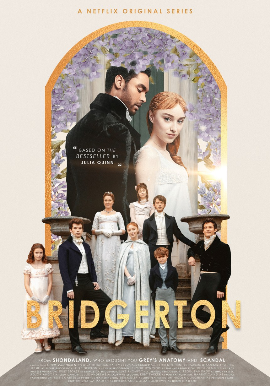 "Binge-watching ""Bridgerton"": TV Show Review"