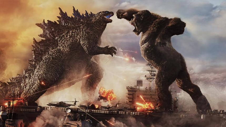 """""""Godzilla vs. Kong"""" Review"""