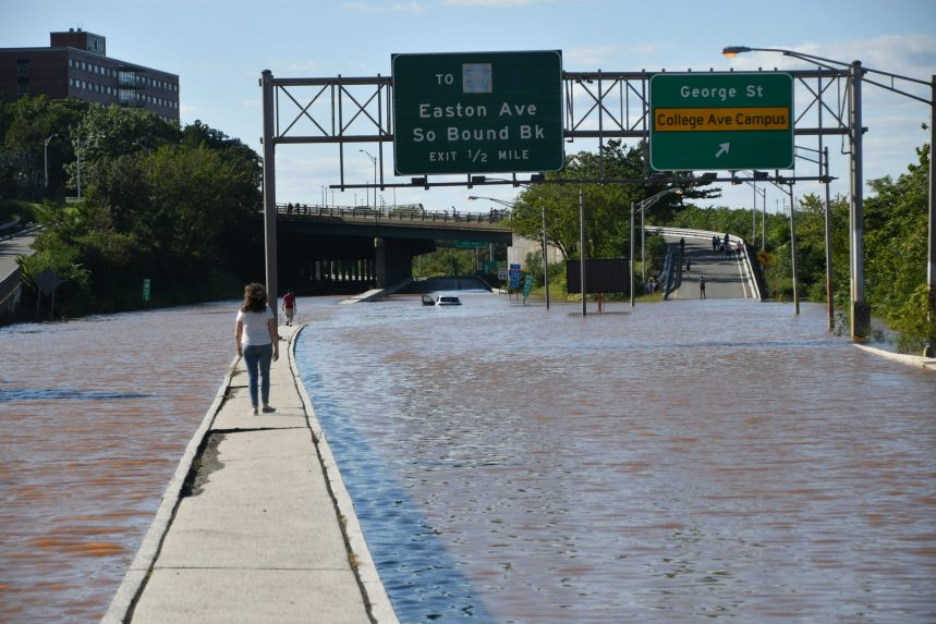 NJIT's Response to Tropical Storm Ida