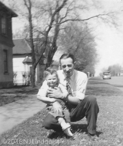 Dad and Me (17 months)