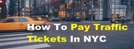 how to pay traffic ticket in nyc