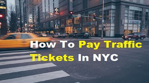 How to pay traffic ticket online in nyc