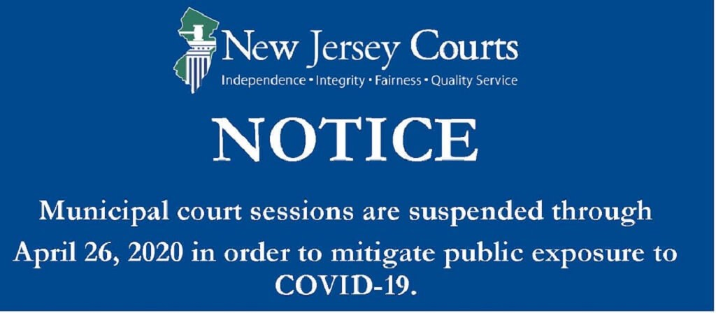NJMC Court Session During Covid-19