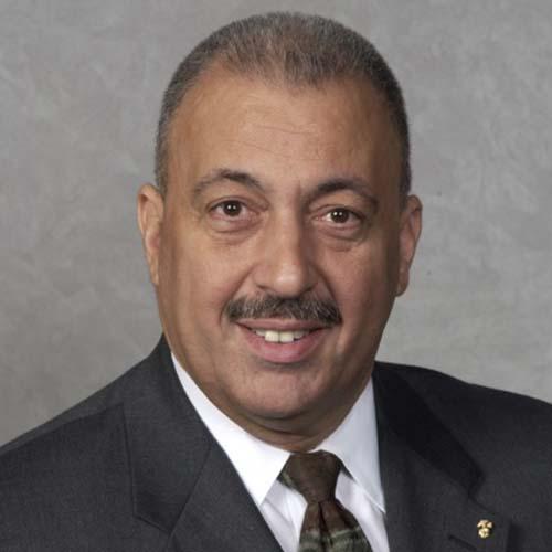Charles Cuccia*, Chair 2002