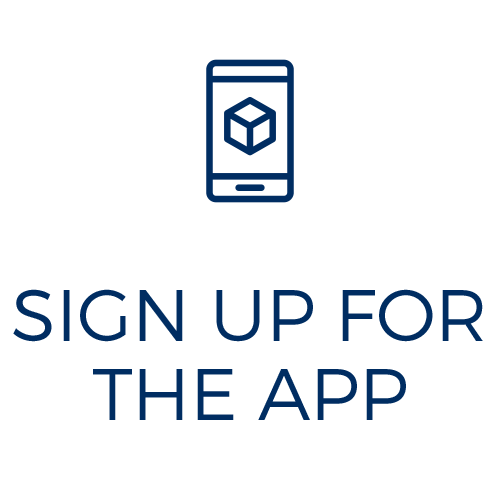 Sign Up for the App