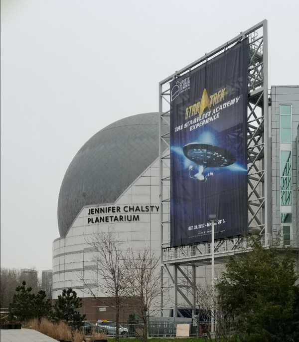 liberty science center planetarium
