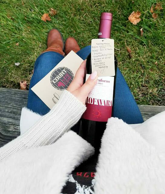 court wine club