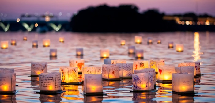 New Jersey/New York Water Lantern Festi