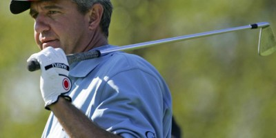 Steve Pate, PGA golfer and my cousin (PGA official photo)