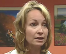 Melissa MacEachern, former PEI Deputy Minister of Tourism in alleged conflict of interest over contracts (photo - CBC)
