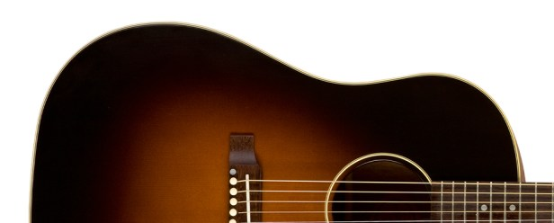 Gibson J45 standard half body