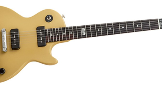 Gibson Melody Maker yellow
