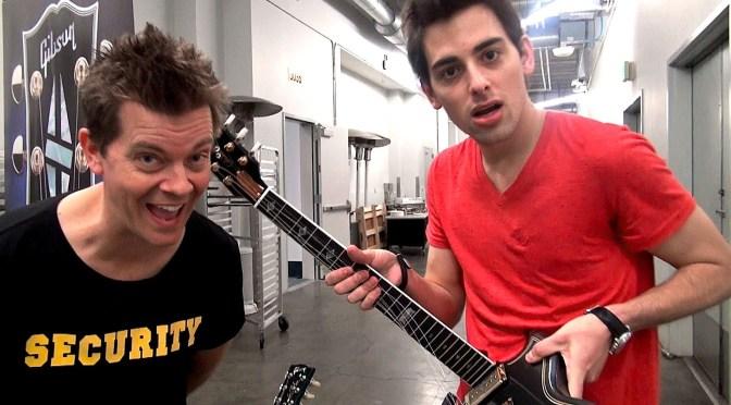 Gibson Pranks NAMM 2014
