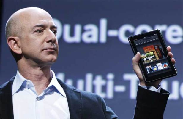 Jeff Bezos - anything you can do, I can do cheaper