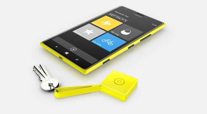 Nokia Treasure Tags