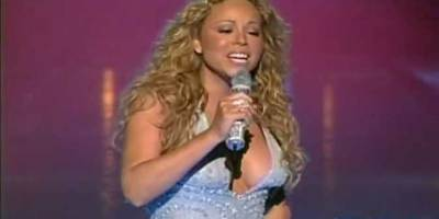 Mariah Carey MTV Awards 2005