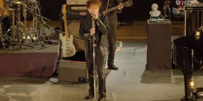 Bob Dylan performs show for one man