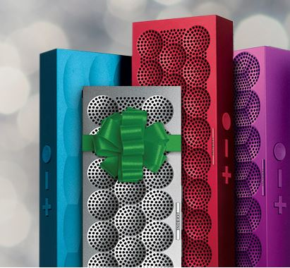 Jambox Mini comes in 4 colors