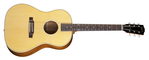 Gibson LG-2 American Eagle Small Body Series Antique Natural Acoustic Guitar ACLG2ANNH