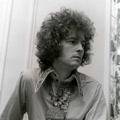 Eric Clapton during Cream