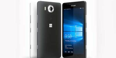 Microsoft Lumia 950 (Microsoft Photo)