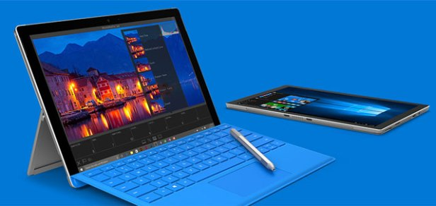 "The Surface Pro 4 suffers from the ""app gap"" any hardware device is limited by software applications"