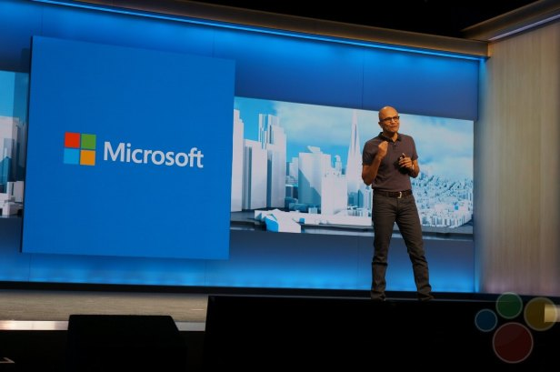 Microsoft CEO Nadella - silence on Windows Phone at //Build/ 2016