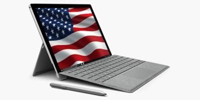 Microsoft Surface Pro 4 - President's Day savings