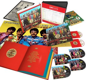 The Beatles Sgt. Pepper's Lonely Hearts Club Band Anniversary Super Deluxe Edition (6 Disc) Box set