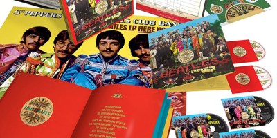 Sgt. Pepper's Lonely Hearts Club Band Anniversary Super Deluxe Edition (6 Disc) Box set