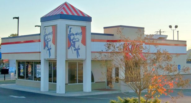 KFC Kentucky Fried Chicken in Dublin. GA sued for disability discrimination by EEOC (photo RestaurantsFastFood.blogspot.com)