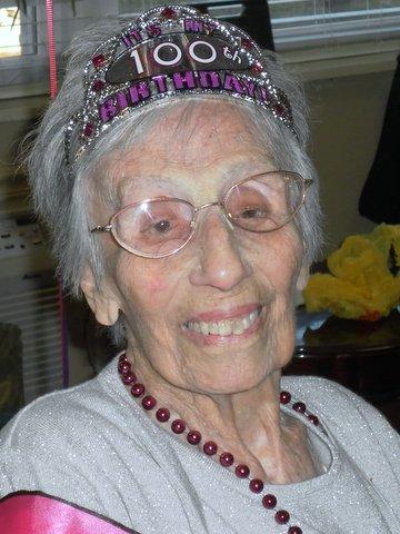 Regency Gardens Nursing Rehab Resident Celebrates A Milestone Regency Nursing Post Acute
