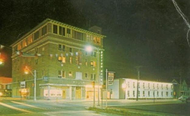 Dutton Hotel, Circa mid 1900's