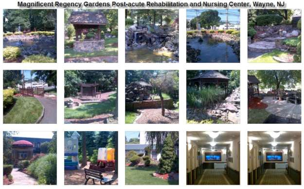 Regency Gardens Collage