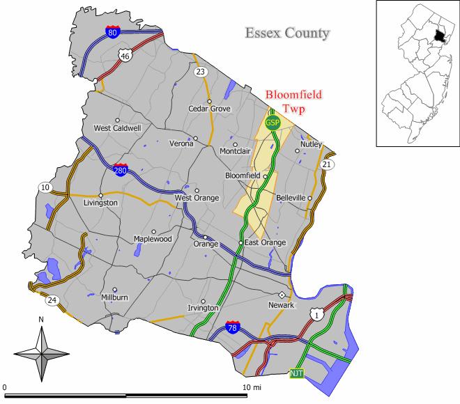 Bloomfield NJ Pallets