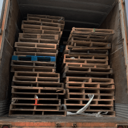 Trailer Storage & Pallet Removal
