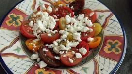 My fave tomato salad