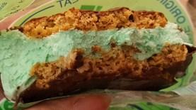 It's It ice cream sandwich