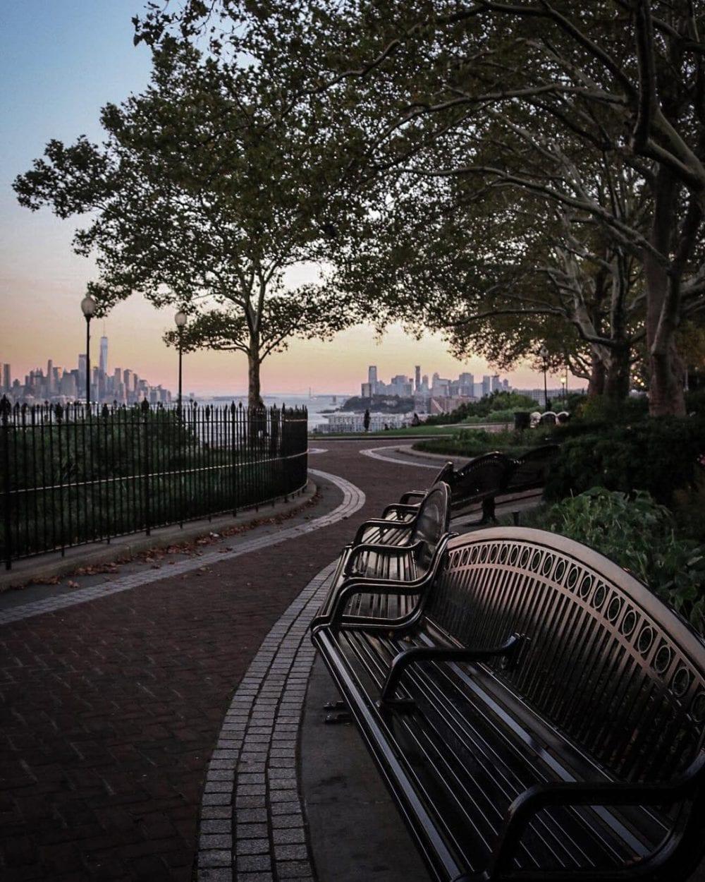 Sunrise Meetup – Jersey City & NYC Skyline