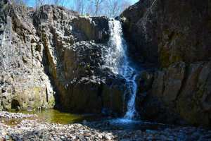 Hiking South Mountain Reservation