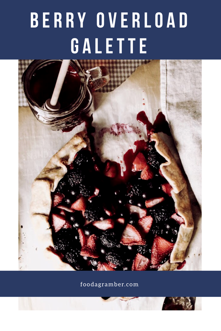Berry Overload Galette