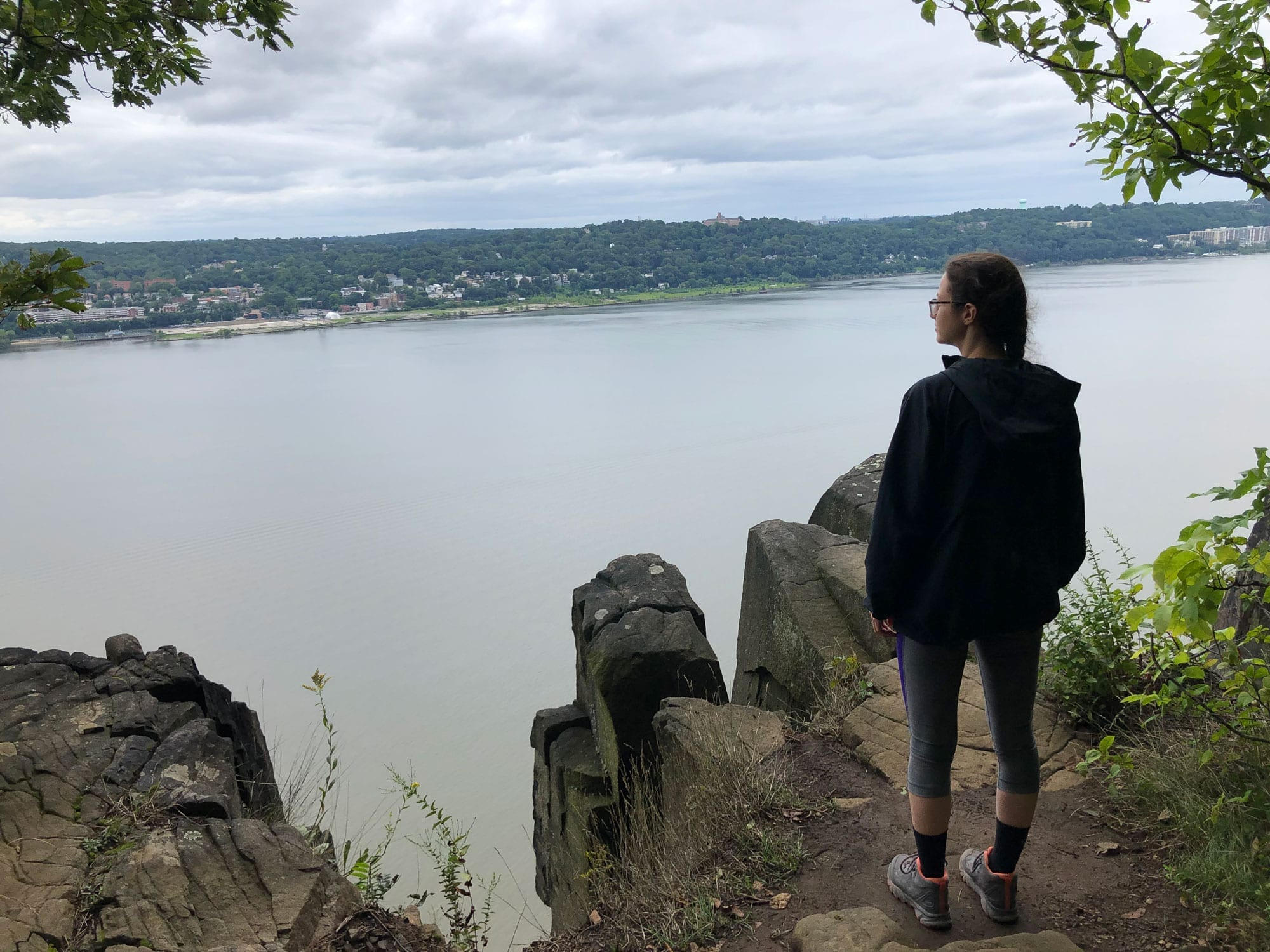 Exploring Palisades Park from Above and Below