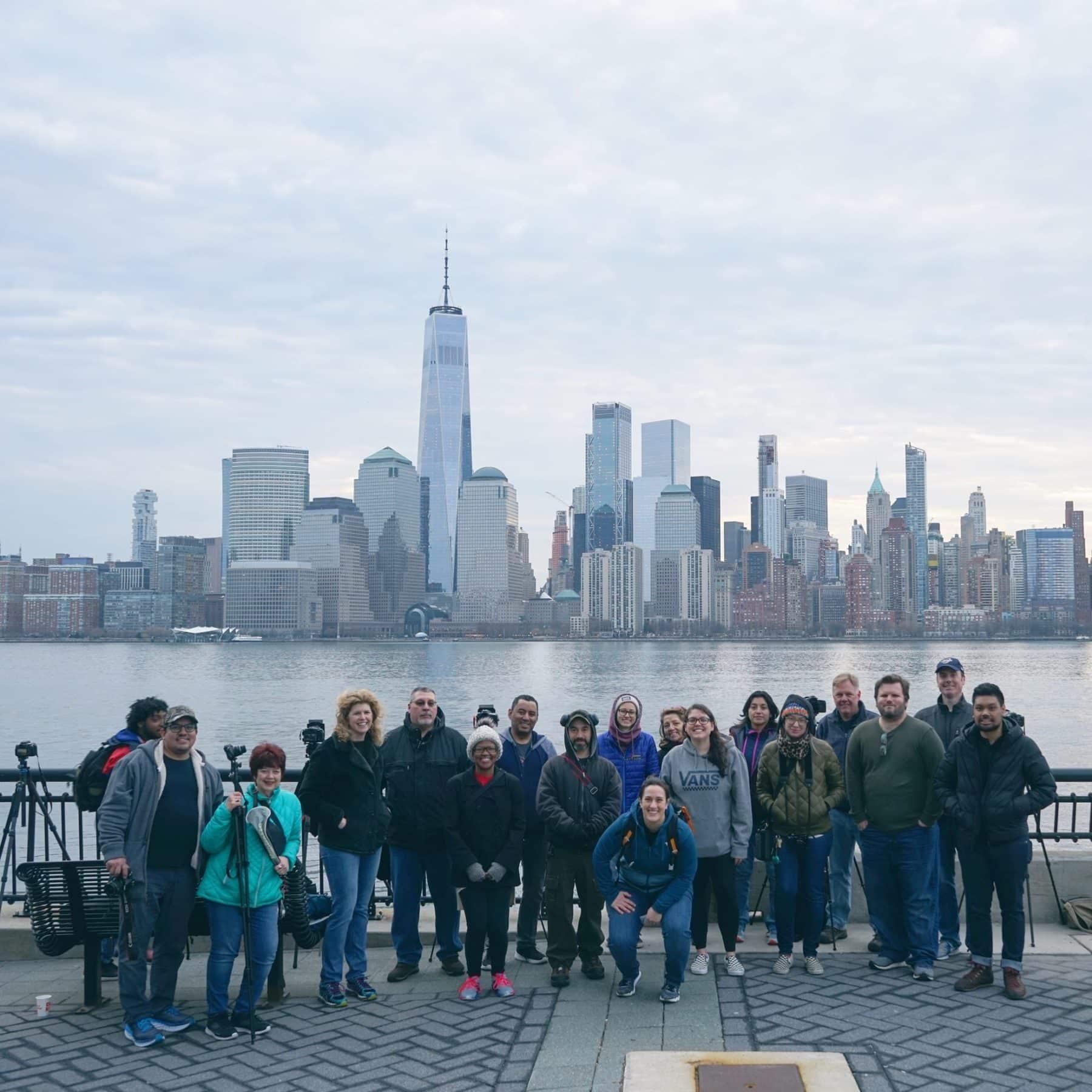 Meetup Wrapup: Jersey City Sunrise
