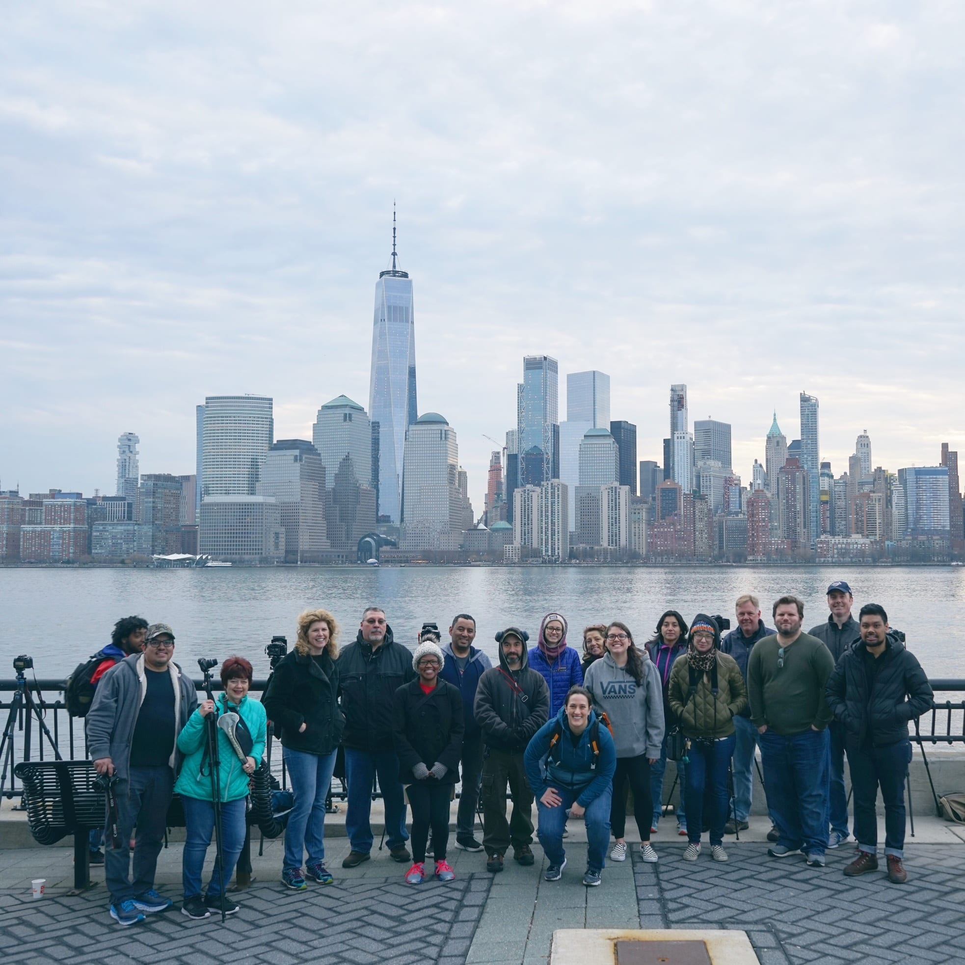 Meetup Wrapup: Jersey City Sunrise