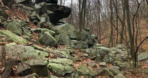 Have a Rocky Hiking Adventure in Schooley's Mountain Park