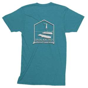 Barnegat Lighthouse Explore Tee