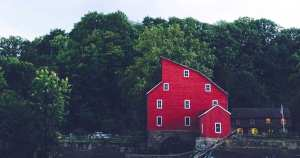 Visiting The Red Mill of Clinton